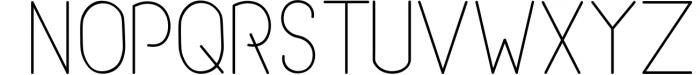 18 for 18   Font Bundle for 2018 1 Font UPPERCASE
