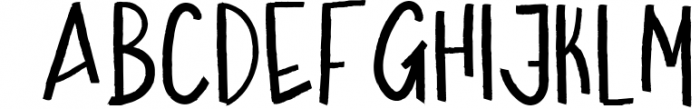 18 for 18 | Font Bundle for 2018 4 Font LOWERCASE