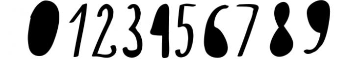 18 for 18   Font Bundle for 2018 5 Font OTHER CHARS