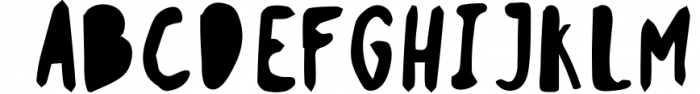 18 for 18   Font Bundle for 2018 5 Font UPPERCASE