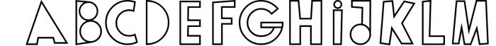 18 for 18 | Font Bundle for 2018 8 Font LOWERCASE