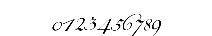 18th Century Kurrent Start Font OTHER CHARS