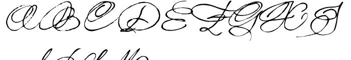 1859 Solferino Caps Light Font LOWERCASE