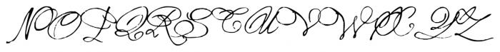 1859 Solferino Caps Light Font UPPERCASE
