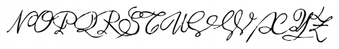 1859 Solferino Light Font UPPERCASE