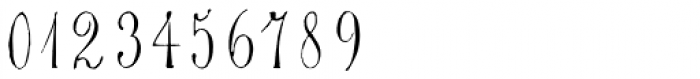 1864 GLC Monogram AB Font OTHER CHARS