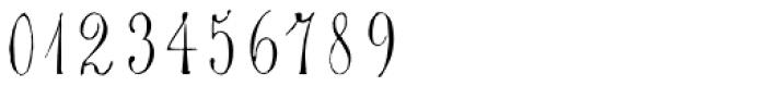 1864 GLC Monogram EF Font OTHER CHARS