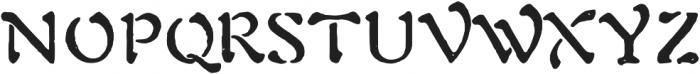 1906 Fantasio Auriol otf (700) Font UPPERCASE