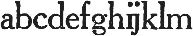 1906 French News otf (400) Font LOWERCASE