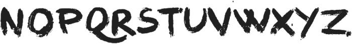 1968 GLC Graffiti otf (400) Font UPPERCASE