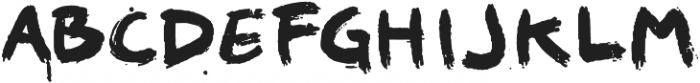 1968 GLC Graffiti otf (400) Font LOWERCASE