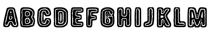 19 000 paarmaa Font LOWERCASE