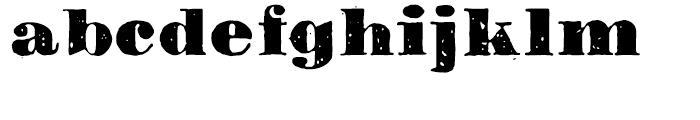 1906 Titrage Black Font LOWERCASE