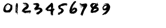 1968 Graffiti Bold Font OTHER CHARS
