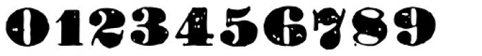 1906 Titrage SC Black Font OTHER CHARS