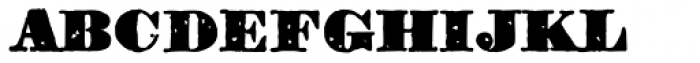 1906 Titrage SC Black Font LOWERCASE