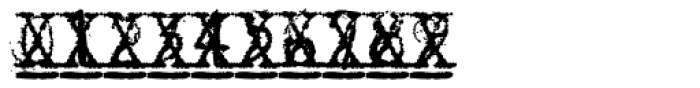 1913 Typewriter Bold Italic Font OTHER CHARS