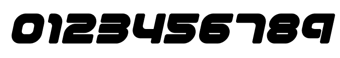 1st Enterprises Italic Font OTHER CHARS