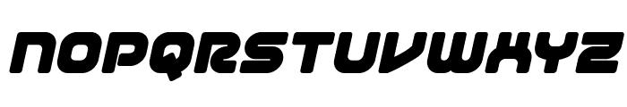 1st Enterprises Italic Font LOWERCASE