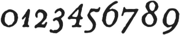 2009 GLC Plantin otf (200) Font OTHER CHARS