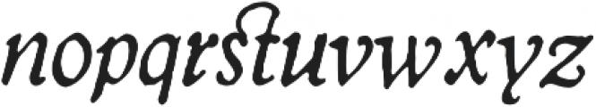 2009 GLC Plantin otf (200) Font LOWERCASE