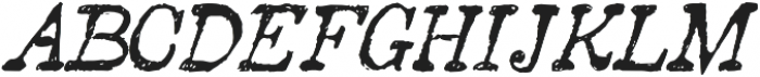 2010 Pipo Pro otf (400) Font UPPERCASE