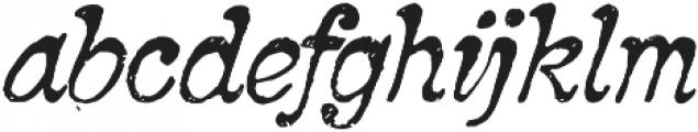 2010 Pipo Pro otf (400) Font LOWERCASE