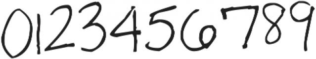 2040 ttf (400) Font OTHER CHARS