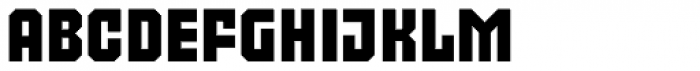 2 Quadro Bold Font UPPERCASE