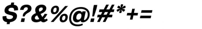 20 Kopeek Bold Italic Font OTHER CHARS
