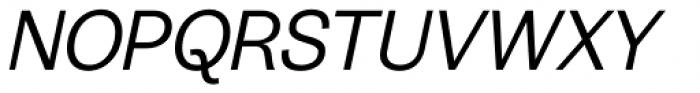 20 Kopeek Book Italic Font UPPERCASE