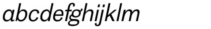 20 Kopeek Book Italic Font LOWERCASE