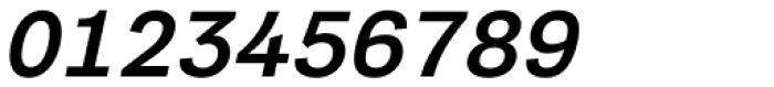 20 Kopeek Demi Bold Italic Font OTHER CHARS