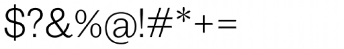 20 Kopeek Light Font OTHER CHARS