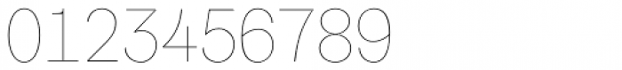 20 Kopeek Thin Font OTHER CHARS