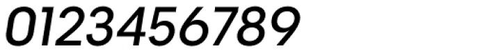 2030 Medium Italic Font OTHER CHARS