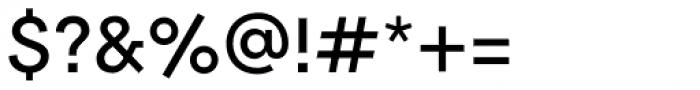 2030 Medium Font OTHER CHARS