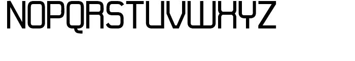 21st Bold Font UPPERCASE