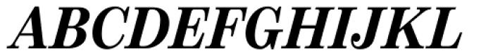 21 Cent Bold Italic Font UPPERCASE
