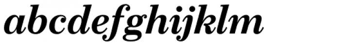 21 Cent Bold Italic Font LOWERCASE