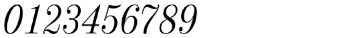 21 Cent Condensed Italic Font OTHER CHARS