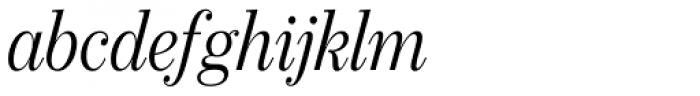 21 Cent Condensed Italic Font LOWERCASE