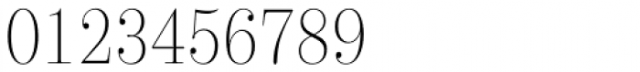 21 Cent Condensed UltraLight Font OTHER CHARS