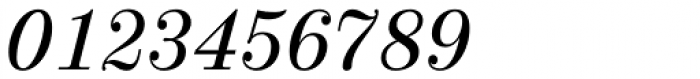 21 Cent Italic Font OTHER CHARS