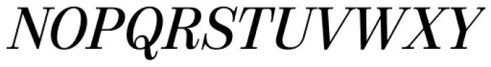 21 Cent Italic Font UPPERCASE