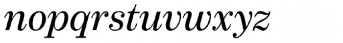 21 Cent Italic Font LOWERCASE