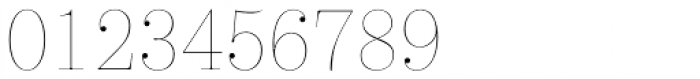21 Cent Thin Font OTHER CHARS