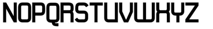 21st Black Font UPPERCASE
