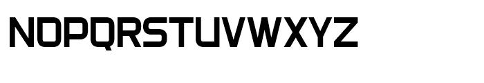 22nd Closed Regular Font UPPERCASE