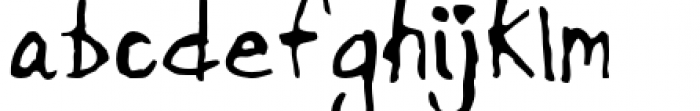 23rd Street Font LOWERCASE